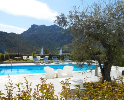 Naturhotel Tanca - Piscina